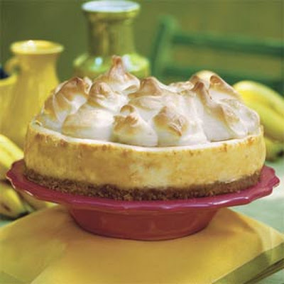 Uptown Banana Pudding Cheesecake