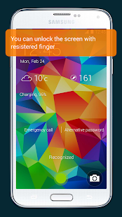 GALAXY S5 Experience Screenshot