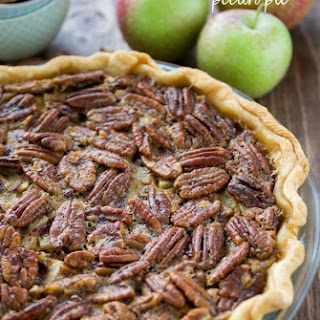 Apple Pecan Pie