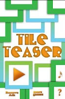Screenshot of Tile Teaser - sliding puzzle