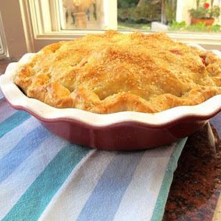 Old Fashioned All-Butter Pie Crust