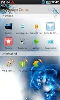 Screenshot of Blue Go SMS PRO