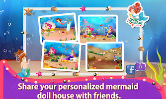 Screenshot of Mermaid Doll House