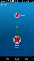 Screenshot of CShare(files transfer)
