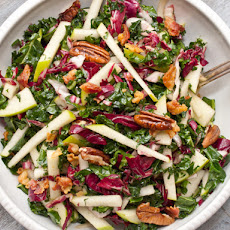 Serious Salads: Kale, Apple and Pancetta Salad