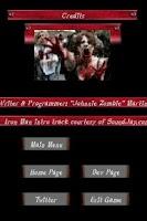 Screenshot of Zombie Adventure Free