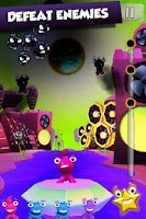 Screenshot of BlackOut: Bring the color back