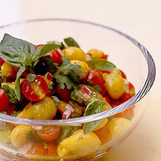 Mixed Tomato Salsa