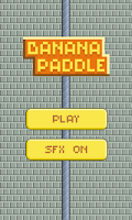 Screenshot of Banana Paddle
