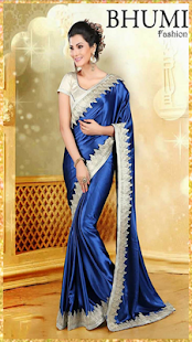 INDIAN DESIGNER SAREE - screenshot