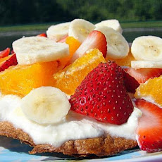 Fruity Tostada