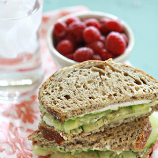 Avocado Cucumber Sandwich Recipes