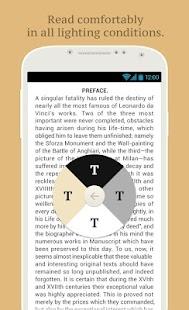 PocketBook reader – Miniaturansicht des Screenshots