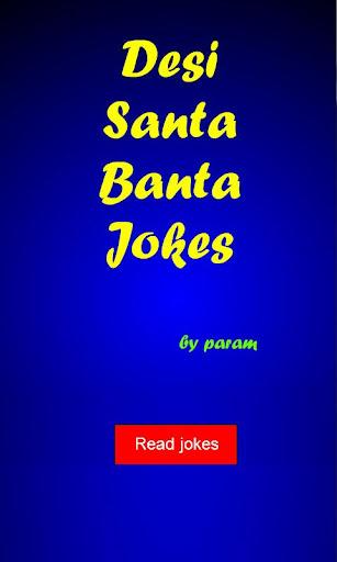 Desi santa banta jokes