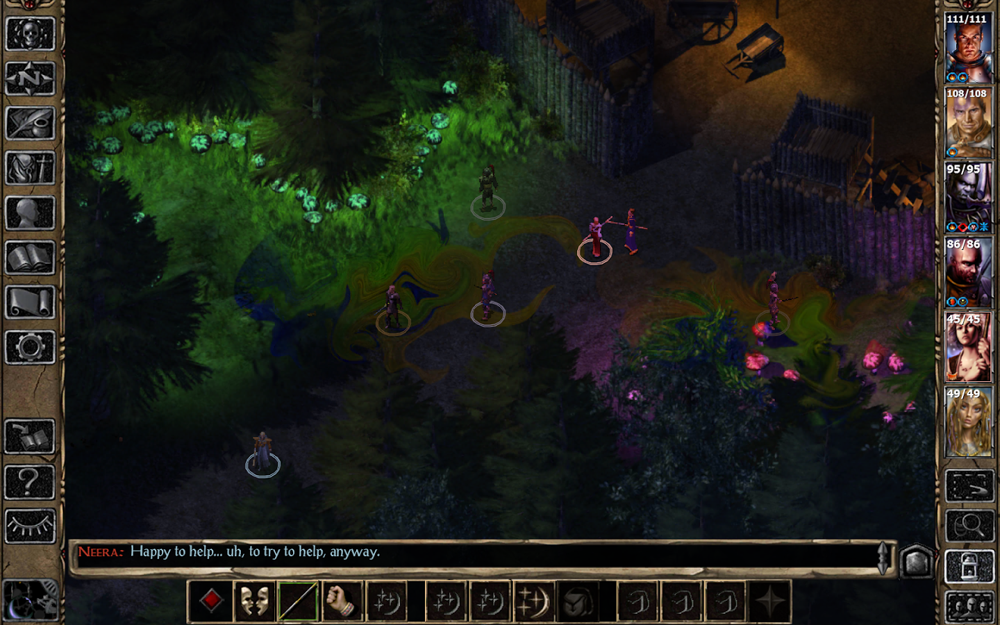 Baldur's Gate II Screenshot 17