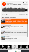 Screenshot of Rabab Channel