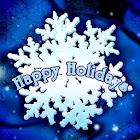 Happy Holidays Live Wallpaper icon
