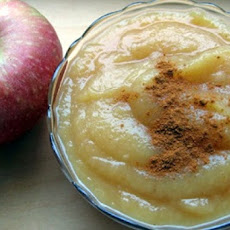 Three-Apple Applesauce