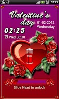 Screenshot of Valentines day 2 GO Locker thm