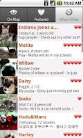 Screenshot of Pets Next Door -Dogs,Cats&More