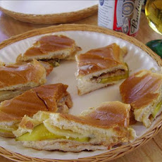 Grilled Sandwiches (Cuban Style)