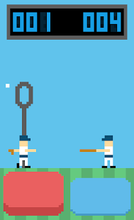 Pixel Baseball - screenshot