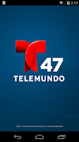 Screenshot of Telemundo 47