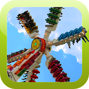 Cover art Funfair Ride Simulator: TScan