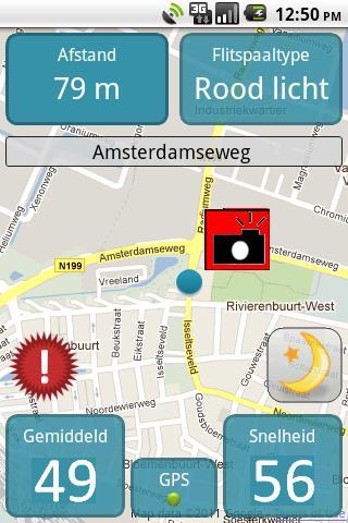 玩免費旅遊APP|下載Speed camera detector app不用錢|硬是要APP