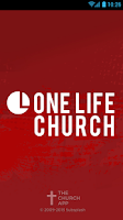 Screenshot of One Life Church