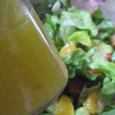 Citrus (Grapefruit) Vinaigrette