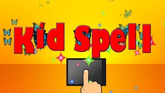 KidSpell Demo - screenshot
