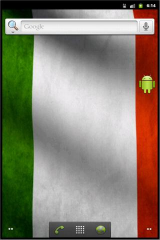 EURO Italy Live Wallpaper