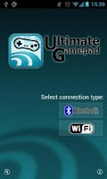 Screenshot of Ultimate Gamepad