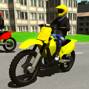 City Bike Racing 3D For PC / Windows 7/8/10 / Mac – Free Download