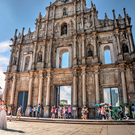Macau St. Paul's Cathedral by Kelvin Ng - Wedding Other