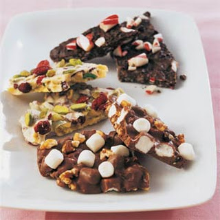 Cranberry-Pistachio Bark