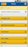 Screenshot of Avrupa Konutları TEM