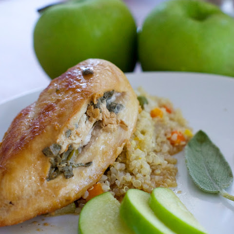 Apple & Sage Chicken Breast