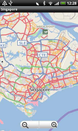 Explore Singapore MRT map on the App Store - iTunes - Apple