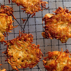 Adam and Maxine's Famous Latkes