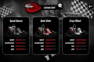 Screenshot of Daytona PRO Karting Cup