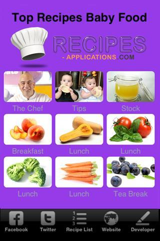 Top Recipes Baby Food