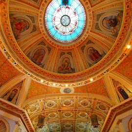 Cathedral Basilica of St. Joseph by Sanjib Paul - Buildings & Architecture Places of Worship ( church, san jose, california, cathedral, basilica )