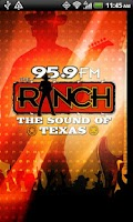 Screenshot of 95.9 The Ranch