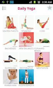 Yoga for health Screenshot