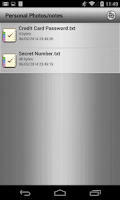 Screenshot of File Vault+Lock Photos,Videos