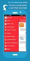 Screenshot of Free Mobile Recharge - UREWARD