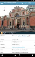 Screenshot of Copenhagen Travel Guide