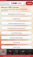 Screenshot of CIMB Clicks Malaysia